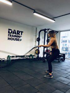 Dart Training House Bağdat Caddesi Stüdyosunda bir fonksiyonel antrenman karesi